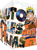 Naruto Shippuuden Original Soundtrack 2 - Coffret 9 Films