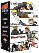 Naruto Shippuuden Original Soundtrack 2 - Coffret 6 Films