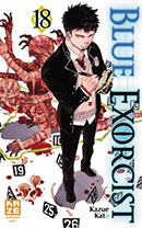 Blue Exorcist -