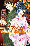 A town where you live -
