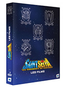 Saint Seiya hit song collection - Coffret 5 Films