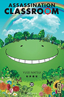 Assassination classroom -