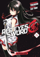 Red eyes sword Zero -