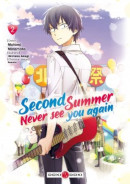 Second summer, never see you again  -