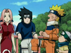 Naruto - Find the crimson four-leaf clover