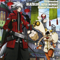 BlazBlue Alter Memory Original Soundtrack