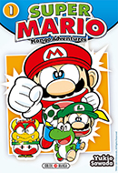 Super Mario - Manga adventures