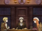 Spice and Wolf: Wolf and Amber Melancholy