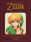 Zelda Oracles of seasons & Ages