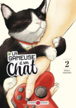 La gameuse et son chat